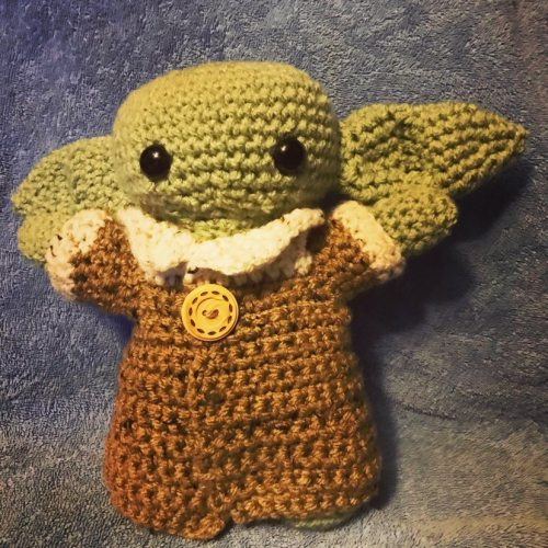 Crochet or Knit Disney Characters While Spending Time at Home 3