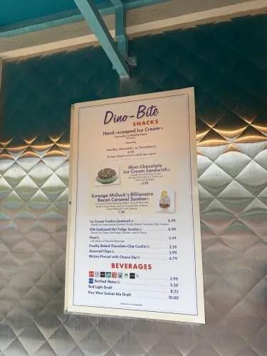 A New Chocolate-Mint Ice Cream Sandwich Has Arrived at Walt Disney World 2