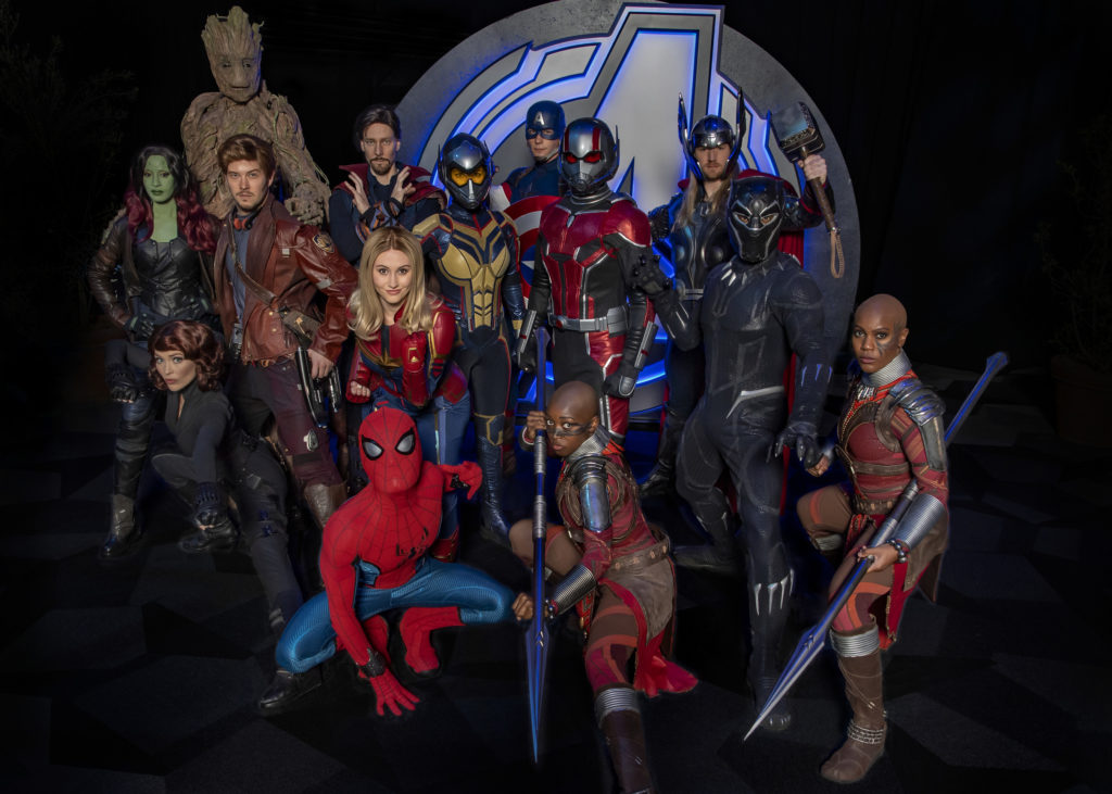 Characters Coming to Avengers Campus in Disney California Adventure