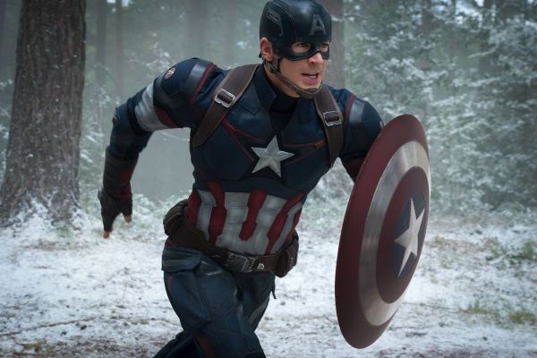 Work Out From Home 'Avengers' Style with Captain America 2