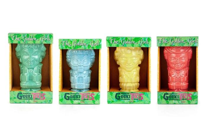 Stay Golden With The Golden Girls Tiki Mugs From Geeki Tiki 3