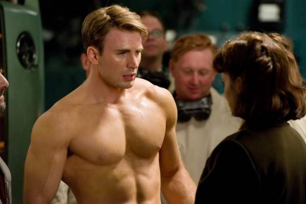Work Out From Home 'Avengers' Style with Captain America 1