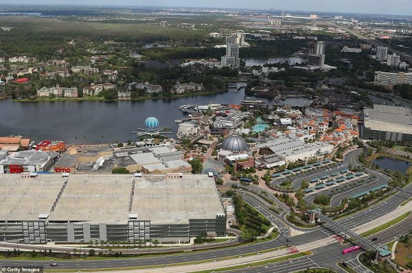 Disney World is losing $40 million daily from being closed 3