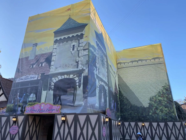 Disneyland Resort Refurbishment & Closure Schedule for March 2020