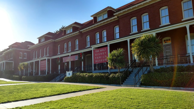 The Walt Disney Family Museum will be closed due to coronavirus