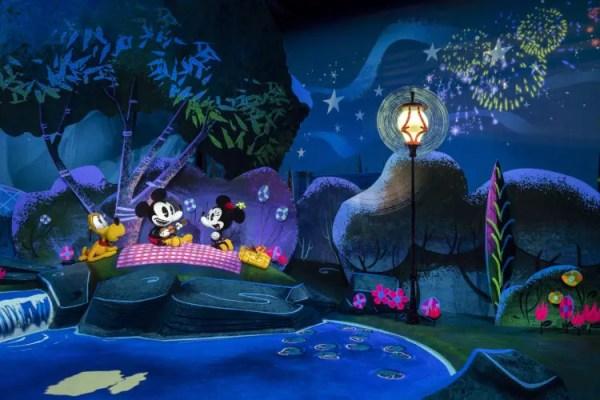 First look inside Mickey & Minnie's Runaway Railway at Walt Disney World 2