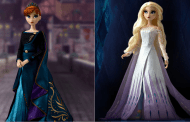 Journey Into the Unknown With Enchanting New Frozen 2 Dolls