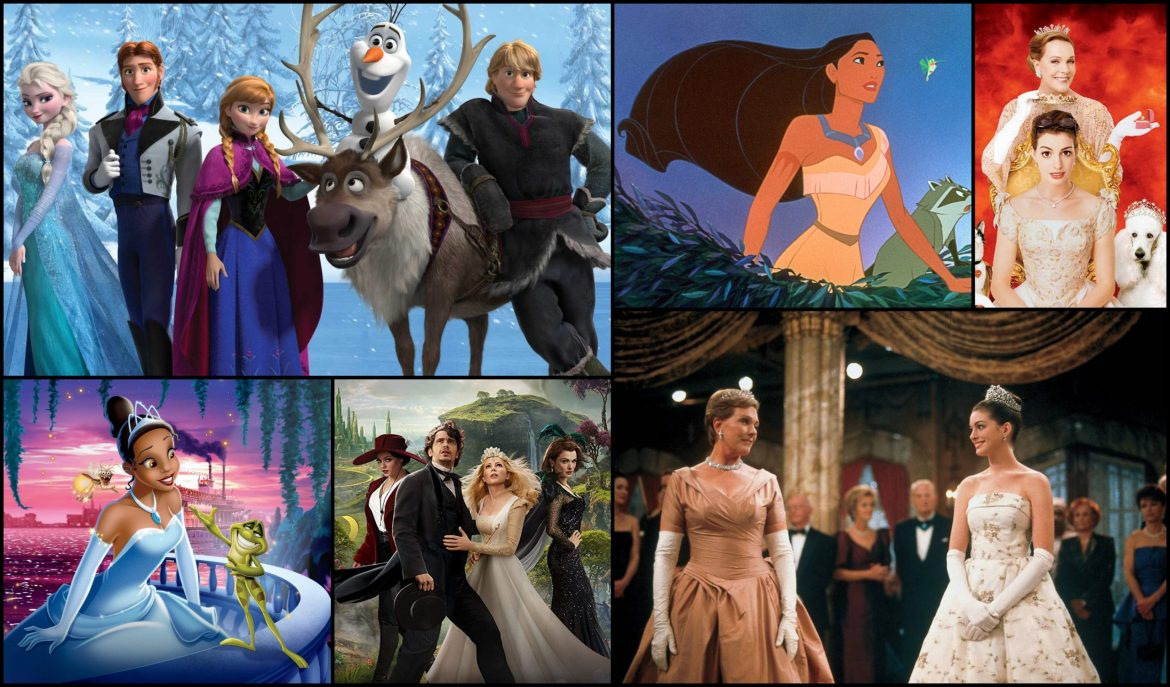 "Freeform Hosting ""Princess Funday"" Marathon To Promote Social Distancing"