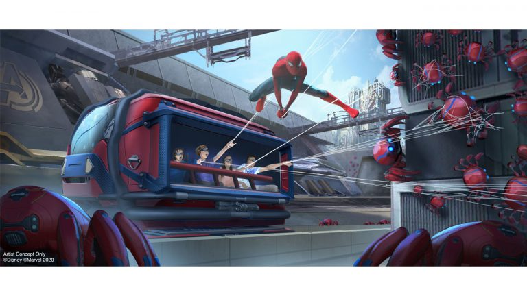 Tom Holland to Reprise His Role as Spider-Man in the New Avenger's Campus Attraction!