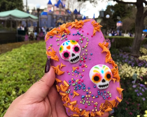 New Coco Hand Pie Inspired By Magic Happens Parade