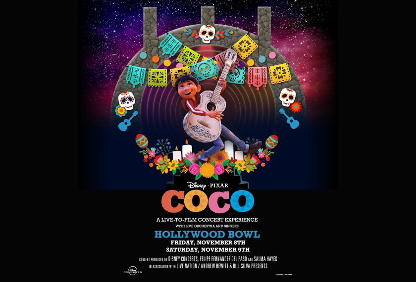 """A Celebration of the Music from Coco"" LIVE coming to Disney+"
