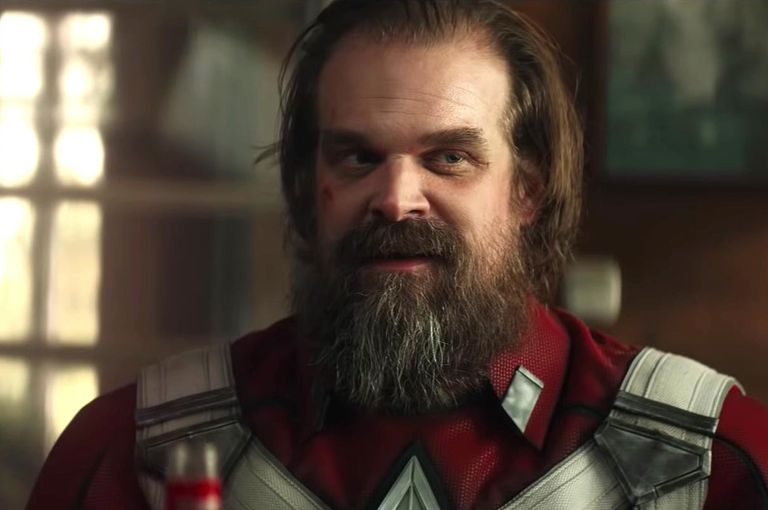 David Harbour Wants Marvel To Stream 'Black Widow' After Initial Release Date