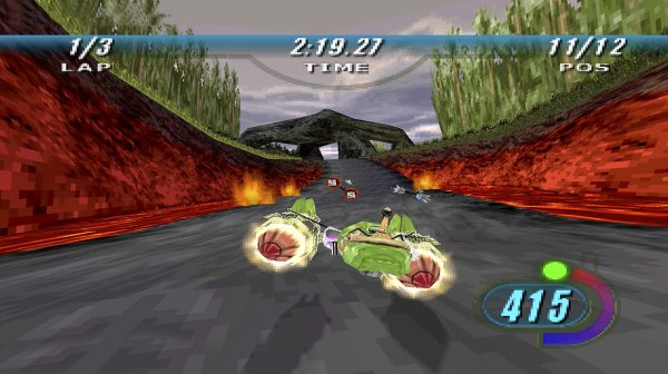 1999 Version of 'Star Wars Episode 1: Racer' Coming Soon to Nintendo Switch 2