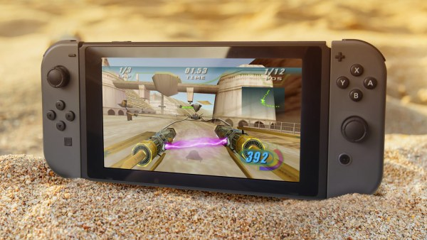 1999 Version of 'Star Wars Episode 1: Racer' Coming Soon to Nintendo Switch 1