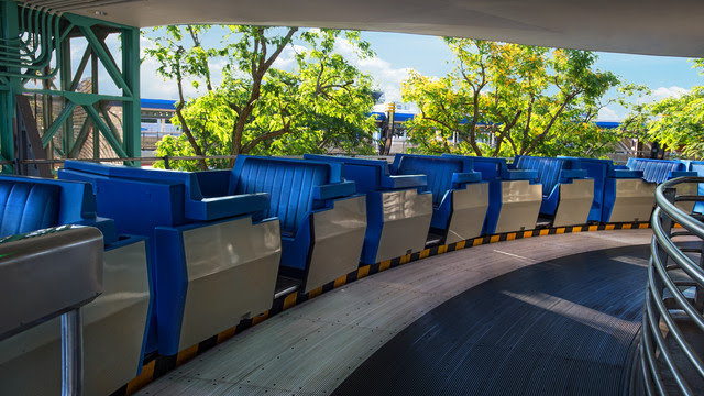 Peoplemover Refurbishment now extended into April