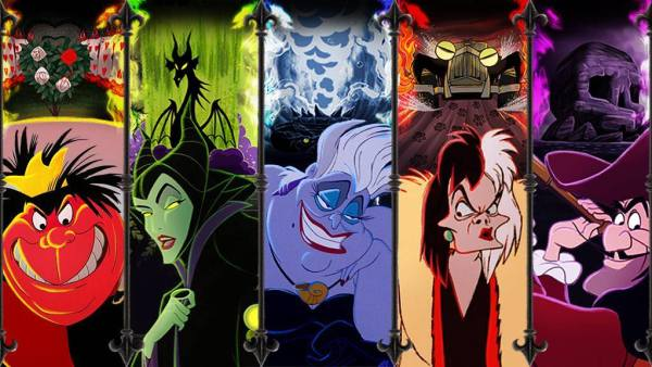 Learn The History Of Disney Villains! 1