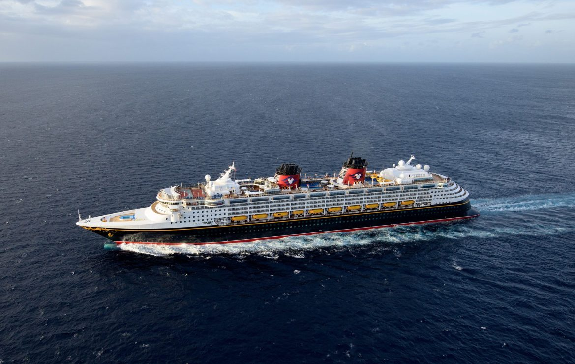 Disney Cruise Line Passenger Tests Positive for COVID-19