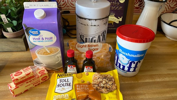Make Universal's Butterbeer Fudge At Home 2