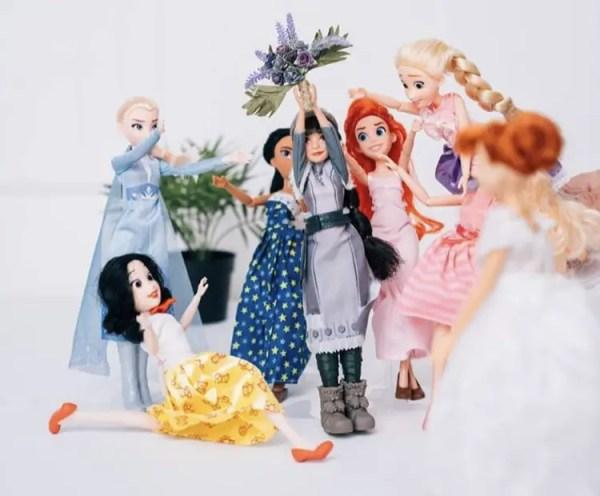 Disney Wedding Photos: Anna and Kristoff's Royal Wedding 11