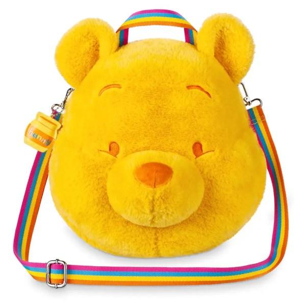 Winnie The Pooh Plush Purse