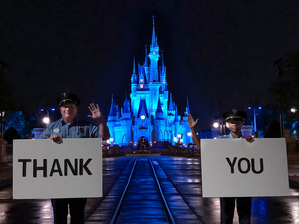 Disney Parks & Resorts Honors Medical Workers Around the Globe for World Health Day