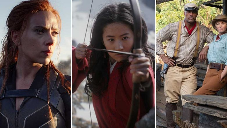 New Movie Release Dates Announced For Mulan, Jungle Cruise, Black Widow, and More!