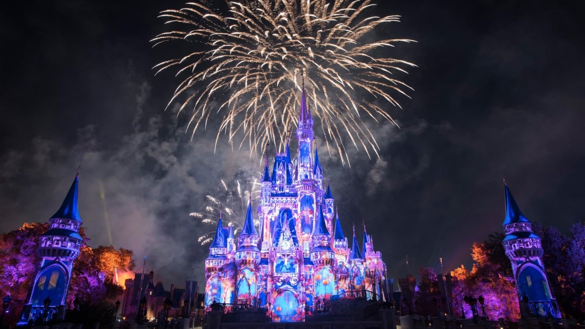 Watch a live stream of Magic Kingdom's Happily Ever After Fireworks TONIGHT!