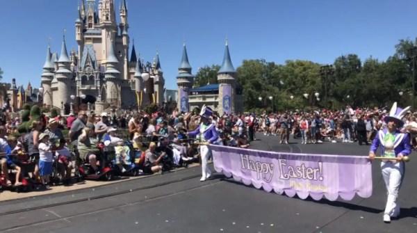 2019 Easter Parade at Magic Kingdom 8