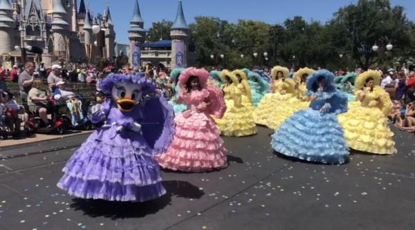 2019 Easter Parade at Magic Kingdom 3