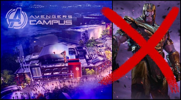 Avengers Campus Will Take Place in a World Where Thanos' Snap Never Happened 1
