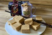 Make Universal's Butterbeer Fudge At Home