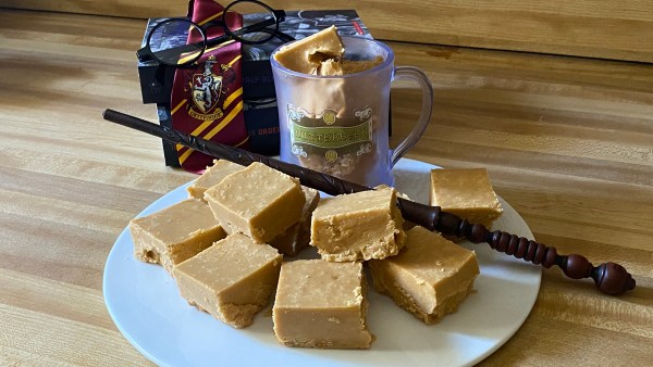 Make Universal's Butterbeer Fudge At Home 1