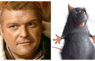 Brian Dennehy voice of Django in Ratatouille has passed away