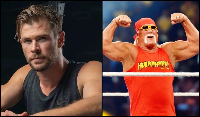 Chris Hemsworth Will Portray WWE's Hulk Hogan in New Biopic