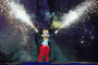 Disney Cast Members recreate Fantasmic! The Living Room Edition