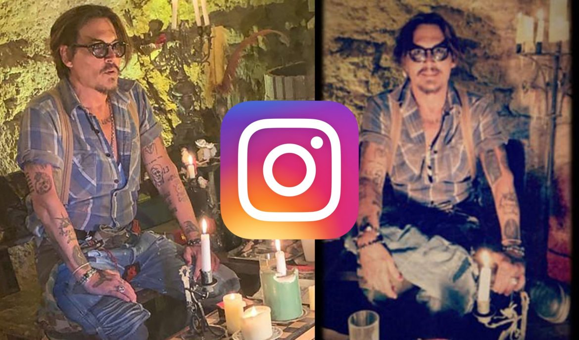 Johnny Depp Joins Instagram and Thanks Fans for Their Support Over the Years