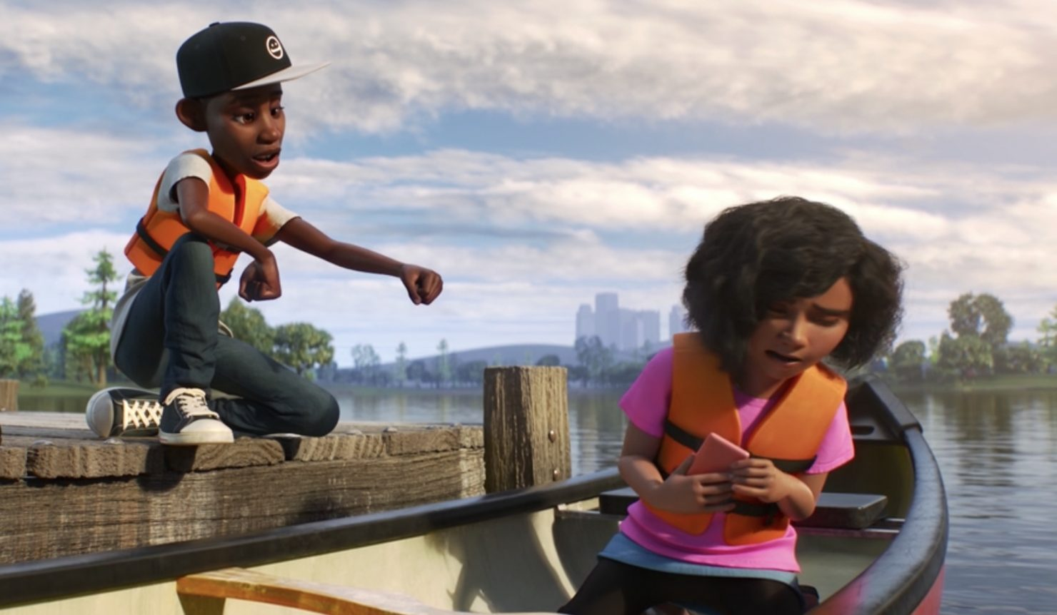 """New Pixar SparkShort """"Loop"""" Promotes Autism Acceptance 