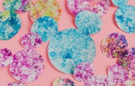 Try This At Home: Fun Mickey Bubble Art