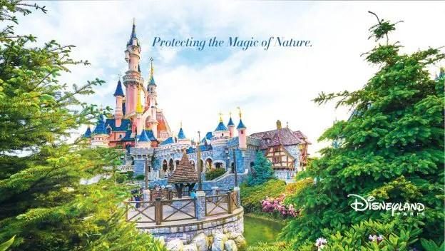 Disneyland Paris Celebrating Earth Month Magic of Nature!