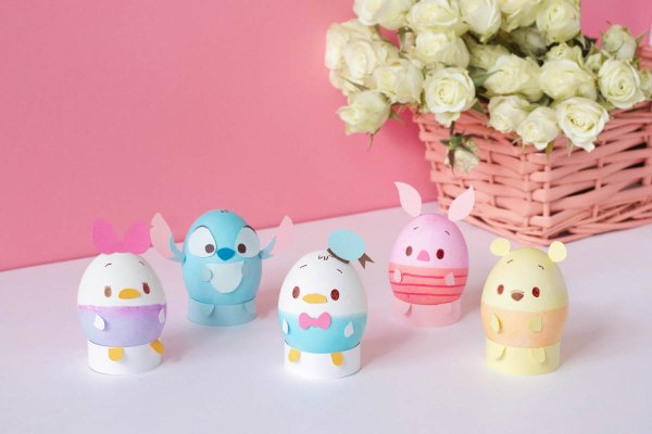 Make Disney's Ufufy Easter Eggs 5