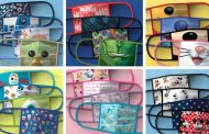 Disney Introduces Amazing Cloth Disney Face Masks for sale on ShopDisney
