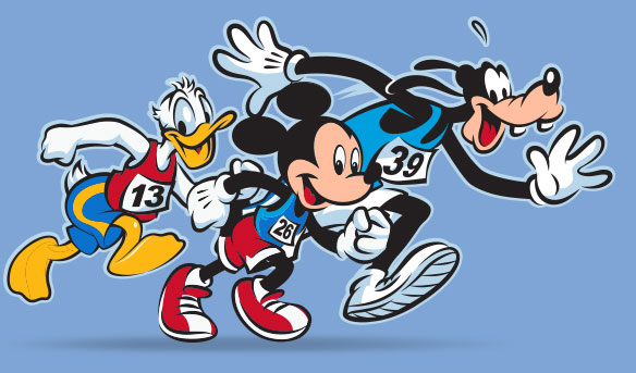 Walt Disney World Treadmill Workouts 1