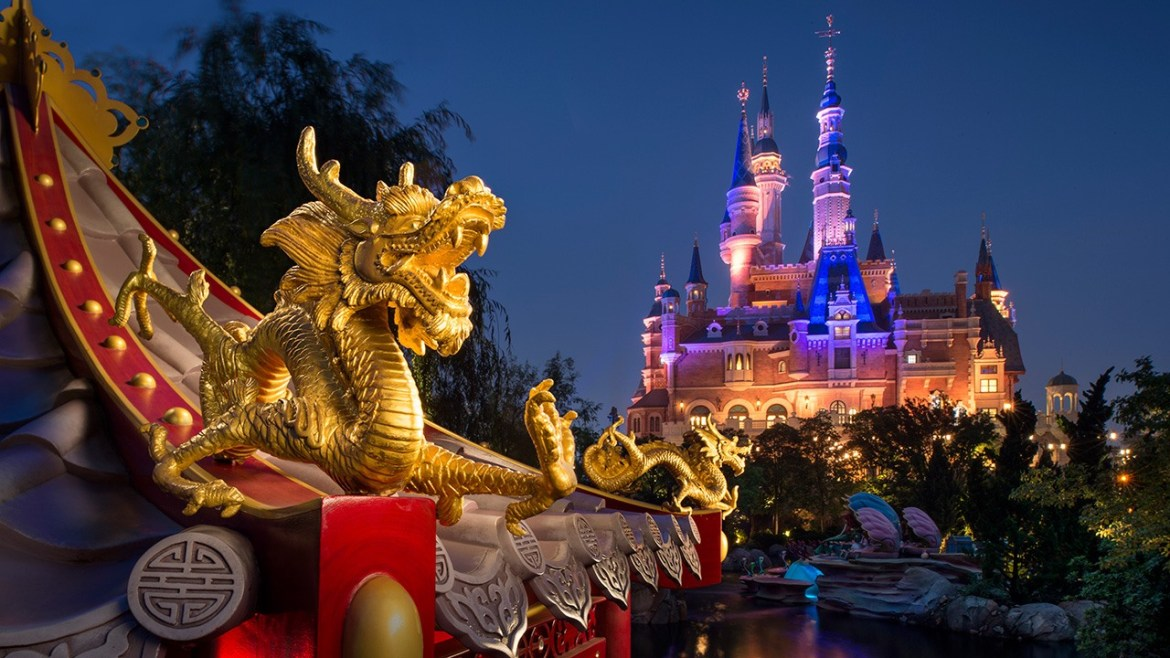 Shanghai Disneyland to Open with Limited Operations