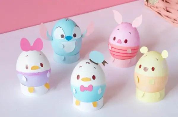 Make Disney's Ufufy Easter Eggs 1