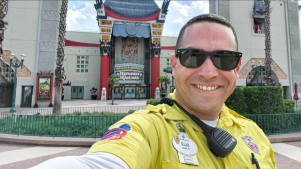 Disney Security