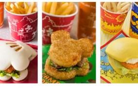 Celebrate Disney Burgers from around the globe on #HamburgerDay