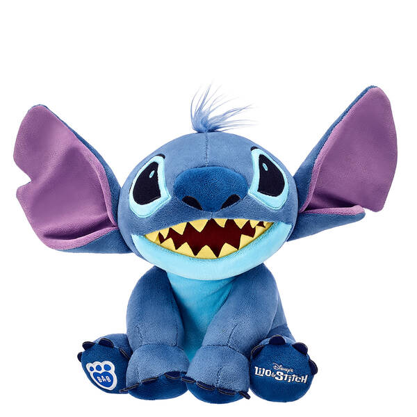 Exciting New Stitch Plush From Build-A-Bear Workshop 2
