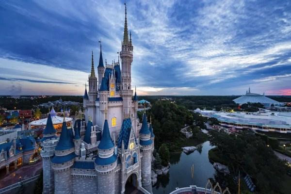 Phased Reopening of Disney World