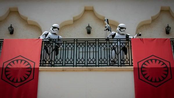 Stormtroopers invade Disney Springs 2