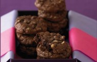 Disney Magic at Home: Ultimate Double Chocolate Cookies from Ghirardelli